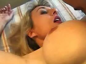 Mature gobbles every inch of a dick