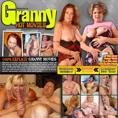 Get Access to Granny Hot Movies