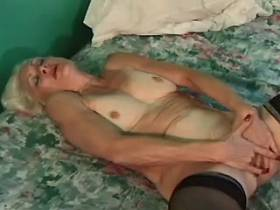 Elder lewd mature sucks and gets fuck in doggy style